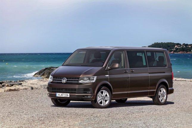 Volkswagen y  los nuevos Caravelle Trendline y Premium