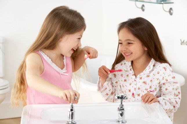 Consejos de higiene para niños y bebés