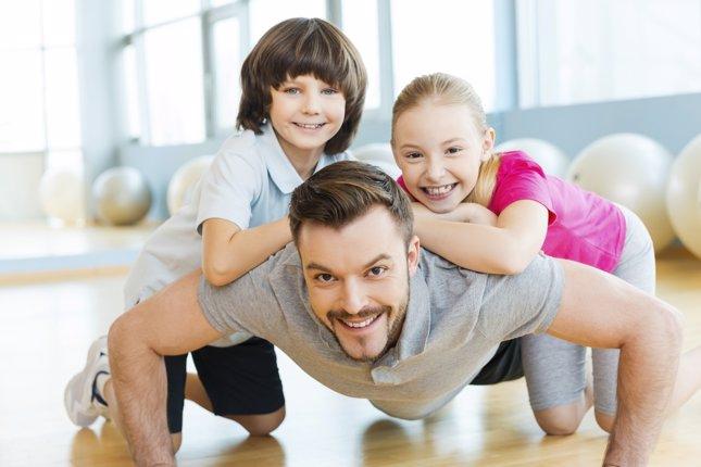 El 68% de los padres dejaría de trabajar para cuidar de sus hijos