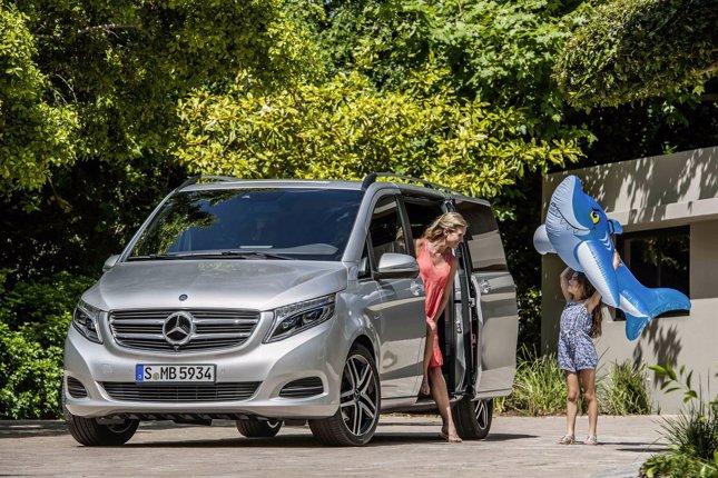 Nuevo Mercedes Clase V