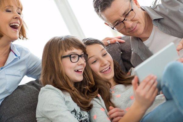 La identidad digital en la familia y en los niños