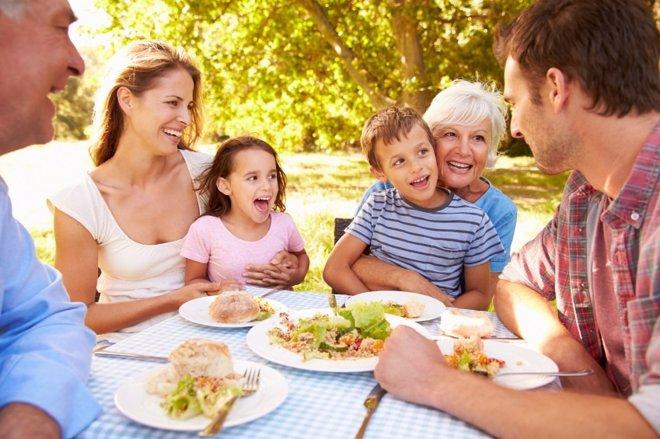 Vivir En Familia Nos Hace Más Felices, Según Harvard