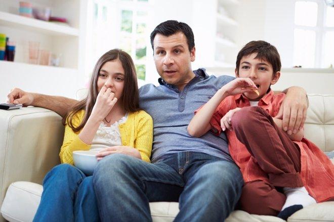 La familia frente a las noticias de tragedias
