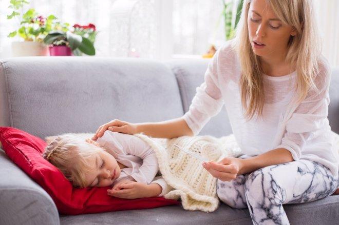 7 Errores Que Cometen Los Padres Con Un Hijo Enfermo