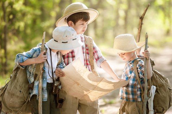Campamentos de verano: cómo educar en valores