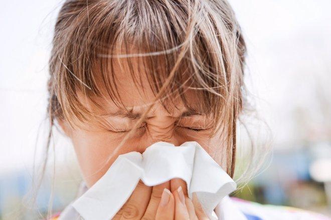 La rinoconjuntivitis alérgica