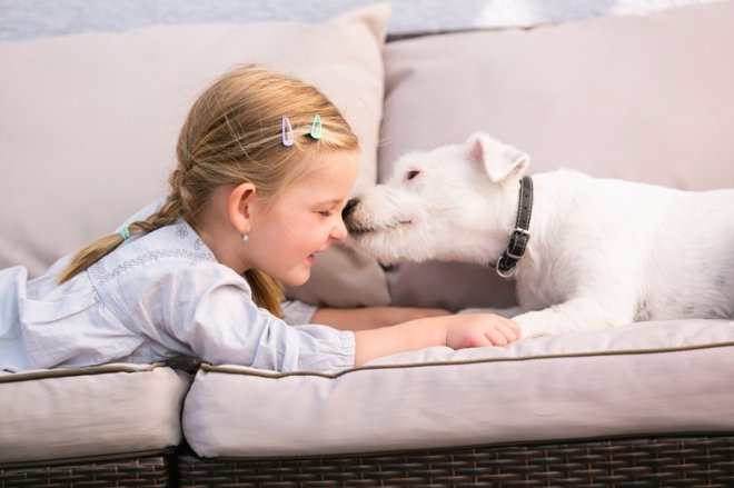 Mascotas: ventajas para los niños