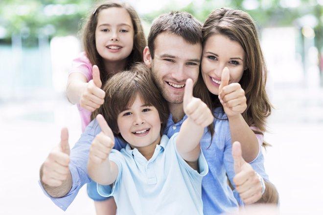 Padres de hijos exitosos, ¿qué tienen en común?