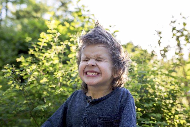 Bruxismo: el 30% de los niños aprieta los dientes