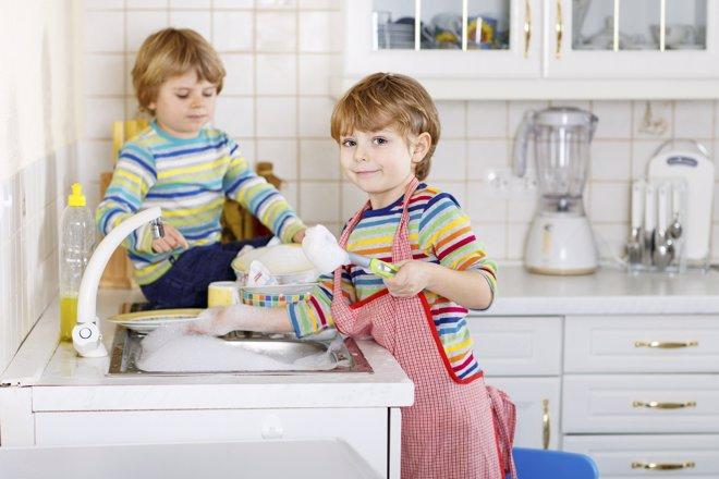 Tareas para niños en verano