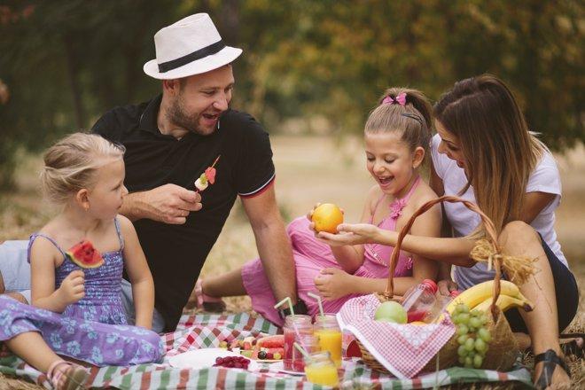 10 Trucos Para Un Buen Día De Campo En Familia