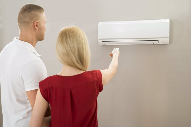 Aire acondicionado: consejos de salud