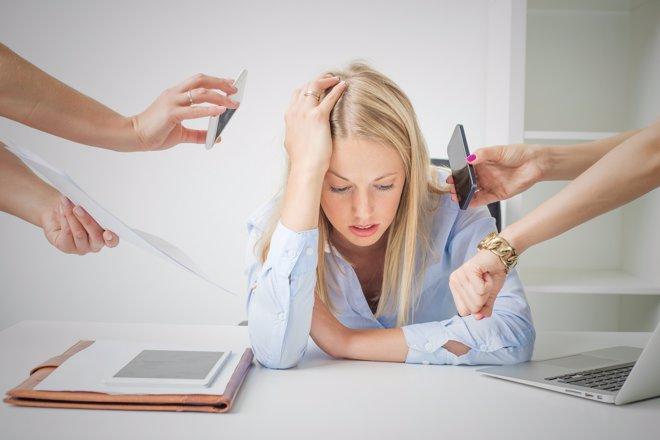 Cómo transformar el estrés en algo positivo