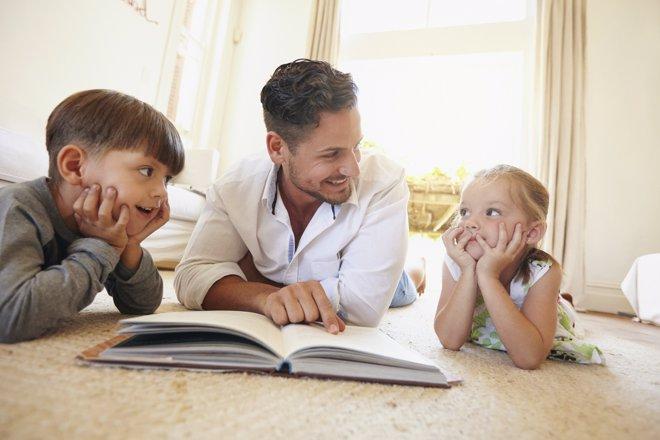 Ideas para disrtrutar de los cuentos en familia
