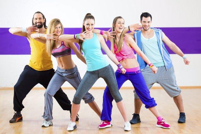 aerobicos con musica para bajar de peso