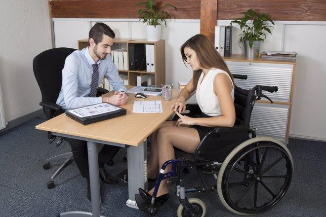 Profesionales con discapacidad