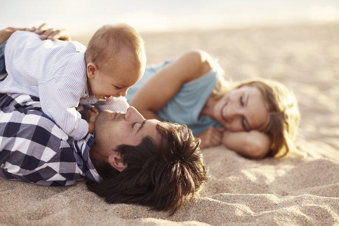 El primer verano con  tu bebé