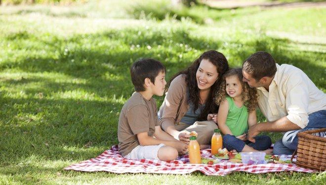Normas para comer en el campo de forma segura