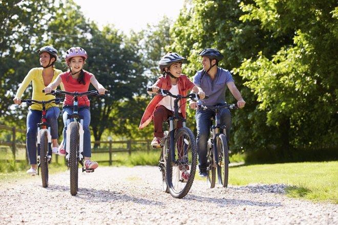 Antes de salir a pasear en bici, ten en cuenta estos consejos