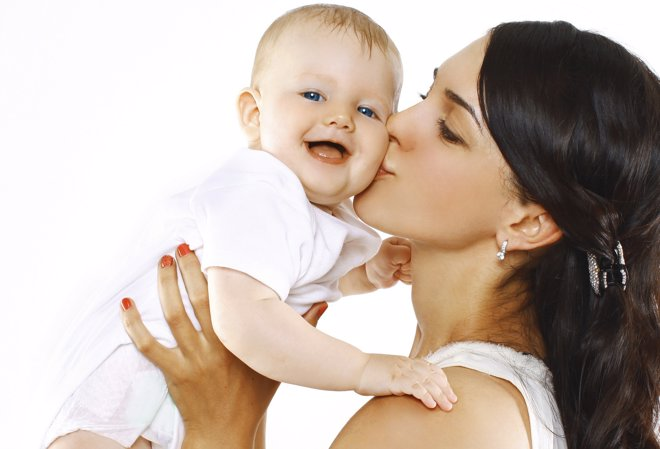 Técnicas para reforzar el vínculo madre- hijo