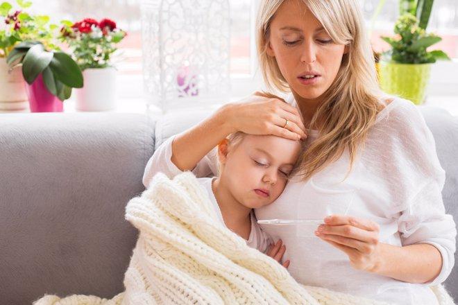 Estos síntomas pueden indicar que el niño padece algo grave