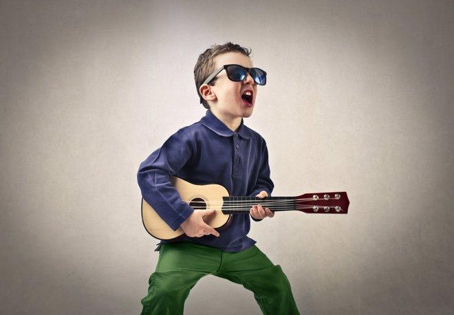 En ocasiones los niños artistas transmiten valores quue no se adecúan a su edad