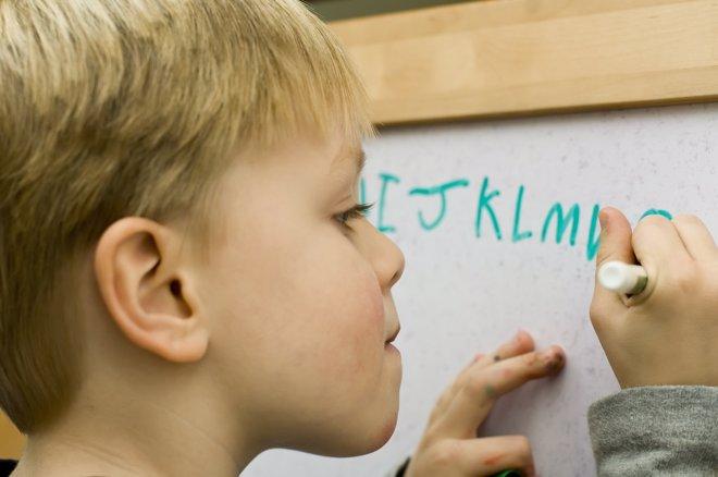 La dislexia puede ser la causa de los malos resultados en algunos niños