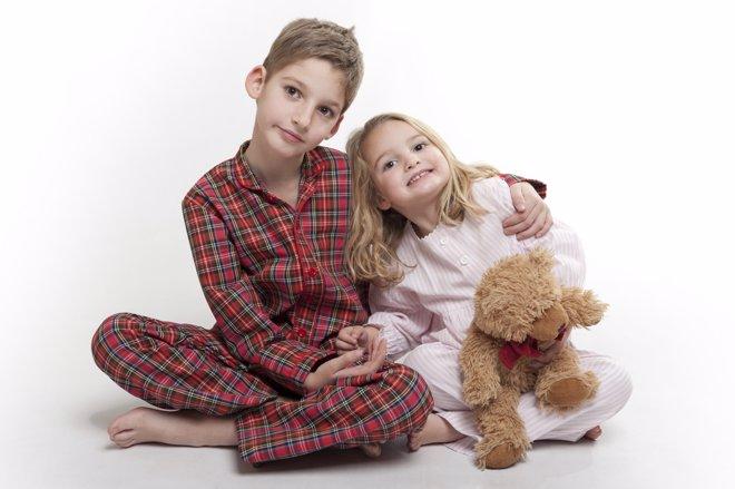 Claves para evitar accidentes con pijamas infantiles