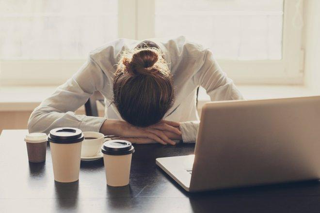 Las mujeres sufren más el síndrome postvacacional