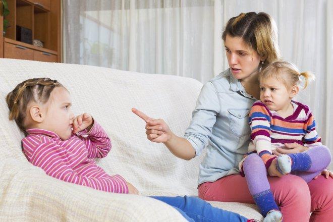 Hay que trabajar por eliminar las palabrotas del vocabulario de los niños