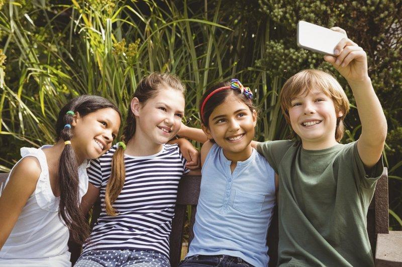 cambios en los niños de 8 a 10 años