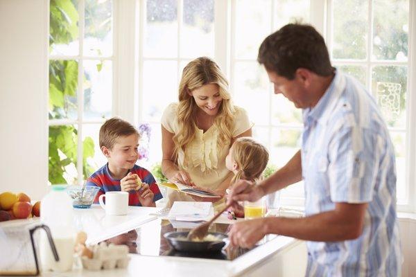 Cómo enseñar nutrición a los niños