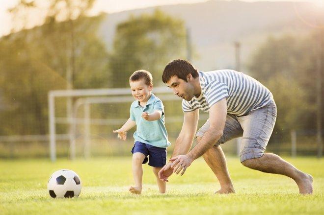 1 De Cada 2 Niños Juega Al Aire Libre Menos De Una Hora Al Día