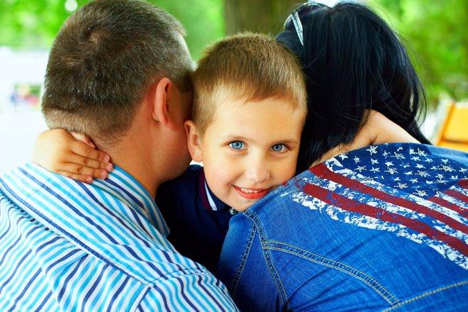 ¿Cómo Explicarle A Un Hijo Que Es Adoptado?