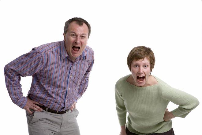 ¿Por Qué Es Malo Gritar A Los Hijos?