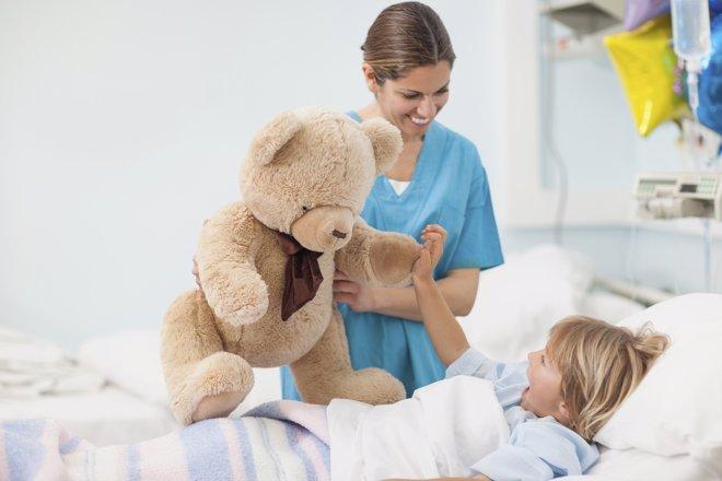Consejos para ayudar a un niño hospitalizado
