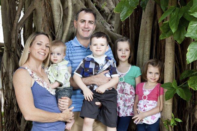 Las familias numerosas afrontan un duro reto con la vuelta al cole