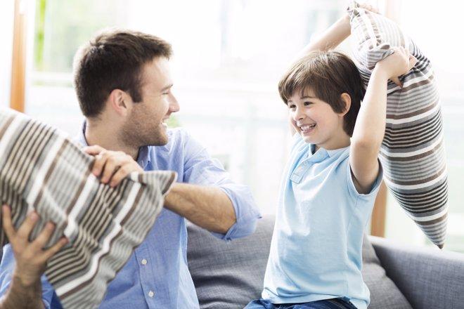 5 Ideas De Juegos Para Divertirte Con Tus Hijos