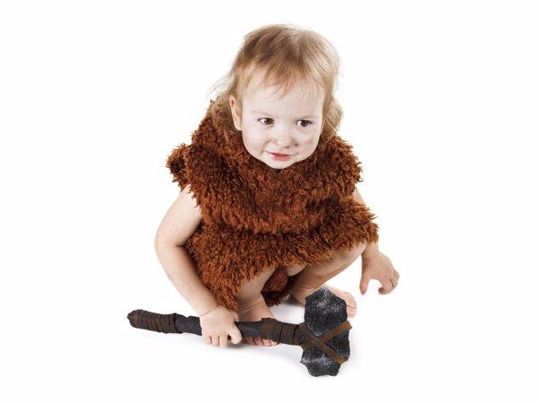 Tengo un pequeño neandertal