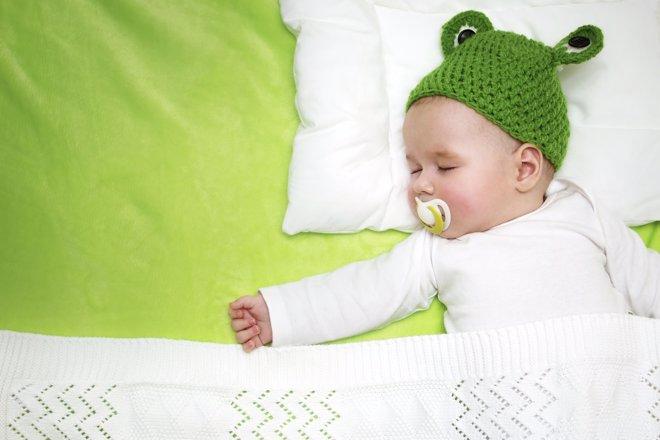 Seguridad en el sueño del bebé