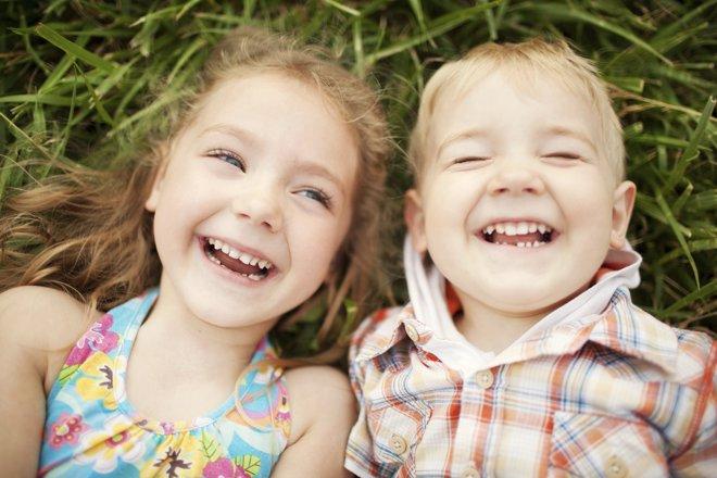 Educar la sonrisa de los niños