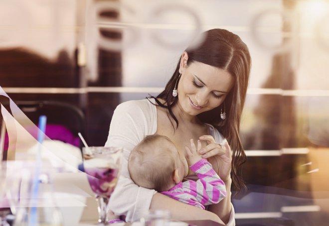 Favorecer el instinto de succión es clave en la lactancia