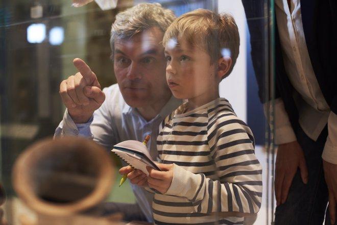 ¿Cómo Hacer De Un Viaje Culttural Algo Atractivo Para Los Niños?