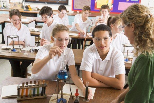Ciencia viva para los estudiantes
