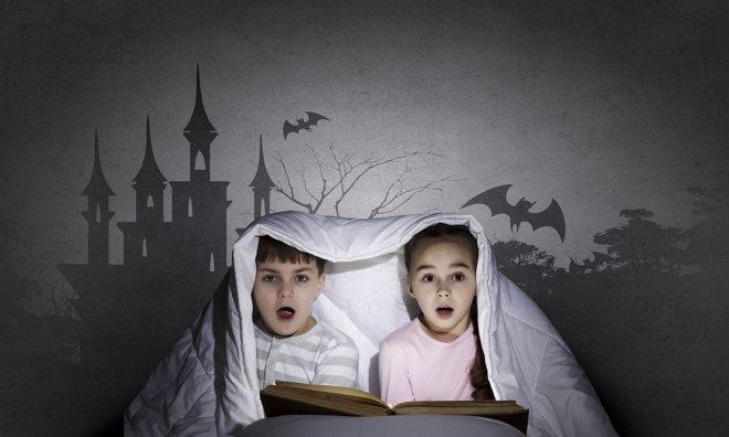 Libros de miedo para niños