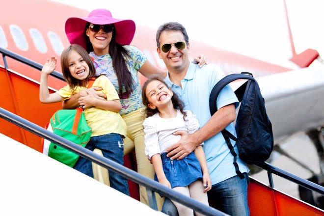 Viajar con niños: 6 ventajas para todos