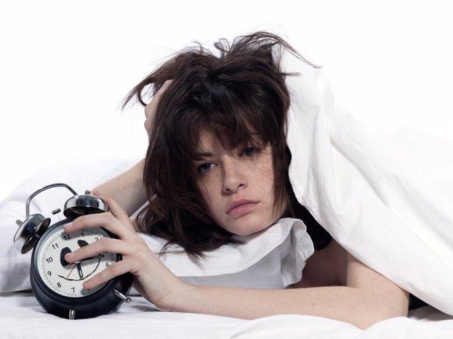 Los problemas de sueño pueden estar relacionadas con la dieta