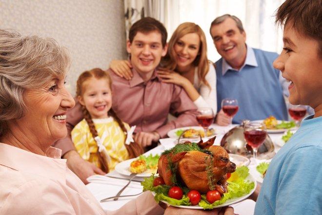 Valores educativos del Día de Acción de Gracias