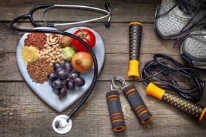 Una buena dieta ayuda a controlar el riesgo de enfermedad cardíaca