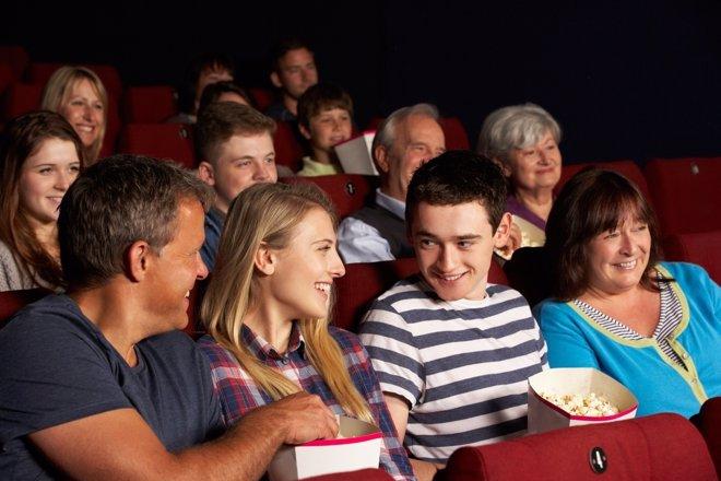 El impacto del cine en los adolescentes